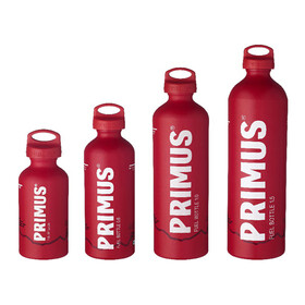 Primus Fuel Bottle - Hornillo camping - 1500ml rojo/blanco